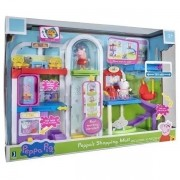Playset Peppa PIG Vai AO Shopping SUNNY 2314