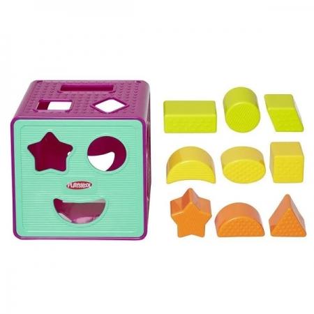 Playskool Formas Geometricas de Encaixar Hasbro 3845 00322