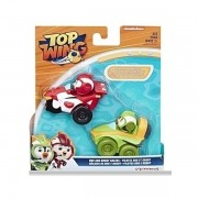 Playskool TOP WING Pilotos ROD e BRODY Hasbro E5282 13922
