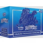 Pokemon BOX Treinador Avançado Estilos de Batalha Golpe Fluido Copag 85417