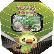 Pokemon Lata Parceiros de Galar Rillaboom Copag 90729