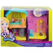 Polly Pocket CLUB House da POLLY Espaços Secretos Mattel GMF81