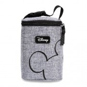 Porta Mamadeira Termica Disney Cinza Babygo 880
