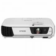 Projetor EPSON Powerlite S41+ 3 LCD SVGA 3300 Lumens V11H842024 Branco Bivolt