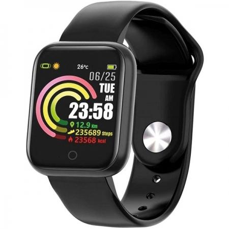 Pulseira Smartwatch a Prova D Agua Display LCD 1.3 OEX ACE PS300