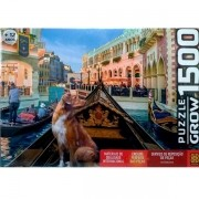 QUEBRA-CABEÇA 1500 Peças PET NA Gondola GROW 03939