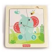 QUEBRA-CABEÇA Infantil Elefantinho FISHER-PRICE Multikids BR989