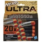 Refil NERF Dardos ULTRA 20X Hasbro E6600 14946