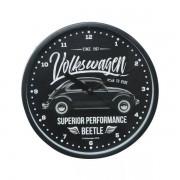 Relogio Parede Plastico Beetle Superior Performance Preto URBAN 41495