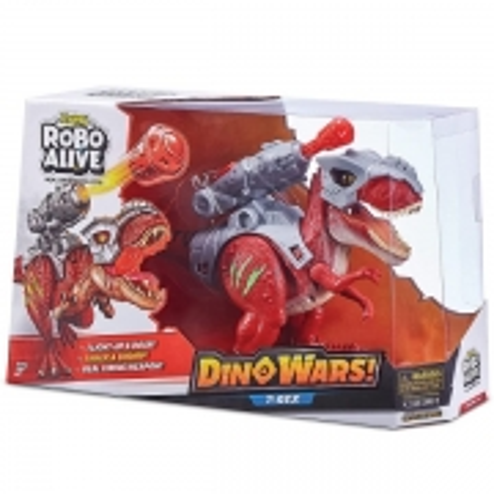 Robo Alive Dino WARS T-REX Candide 1124