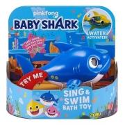 Robo Alive Junior BABY SHARK DADDY Candide 1118