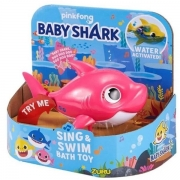 Robo Alive Junior BABY SHARK MOMMY Candide 1118