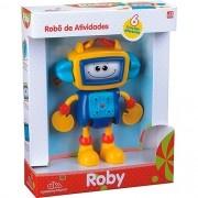 Robo de Atividades ROBY - ELKA 671
