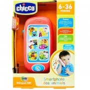 Smartphone com Som de Animais Chicco 078530