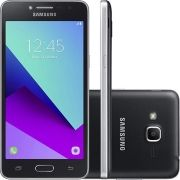 Smartphone Samsung Galaxy J2 Prime TV Dual CHIP Android 6.0 Tela 5´´ QUAD-CORE 1.4 GHZ 16GB 4G Câmera 8MP - Preto