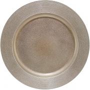 Sousplat Disco Bronze 33CM Mimo STYLE SP13717 4505