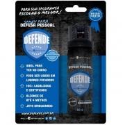 Spray de Defesa Pessoal Direcionado 50G POLY Defensor Nautika 940030