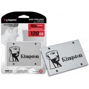 SSD Desktop Notebook Ultrabook Kingston SUV400S37/120G UV400 120GB 2.5´´ SATA III Blister
