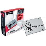 SSD KIT Desktop Notebook Kingston SUV400S3B7A/120G UV400 120GB 2.5 SATA III BOX