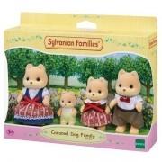 Sylvanian Families Familia dos Cachorros EPOCH Magia 5459