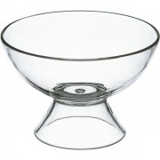 Taça Acrilico Sobremesa Cristal 430ML KOS