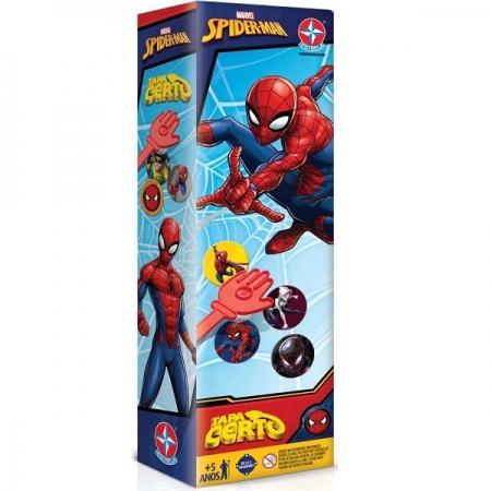 Tapa Certo Spiderman Estrela 0043
