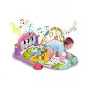 Tapete Piano de Atividades Rosa Dican 2262