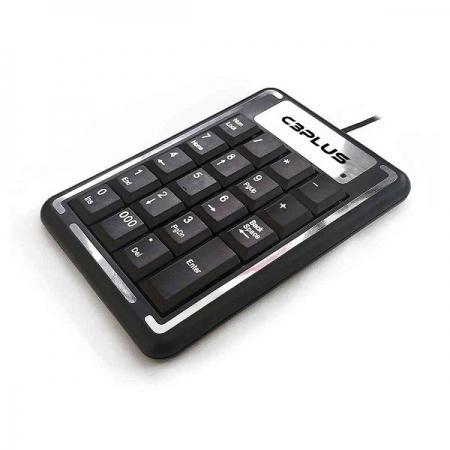 Teclado Numerico USB KN-11BK C3PLUS C3 TECH