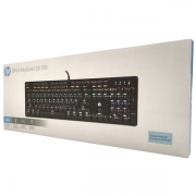 Teclado USB Gamer Mecanico GK100 LED HP