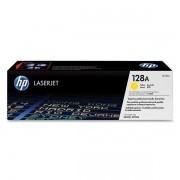 Toner HP 128A Amarelo Laserjet CE322A CM1415FN/CM1415FNW/CP1525FN/CP1525NW