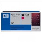 Toner HP 502A Original Q6473A Magenta 3600 3600N 3600DN