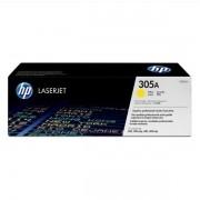 Toner HP Laserjet 305A Amarelo CE412A M451DW/M475DN/M475DW