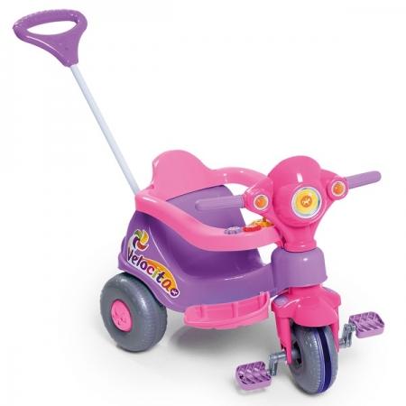 Triciclo Velocita Calesita Lilas 959