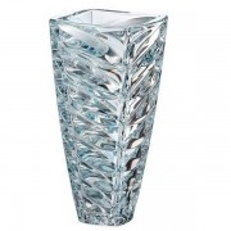 Vaso Facet em Cristal Ecologico 15,2 X 30,5CM Bohemia 58440
