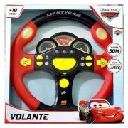 Volante Infantil Carros 3 com LUZ e Som TOYNG 40930 
