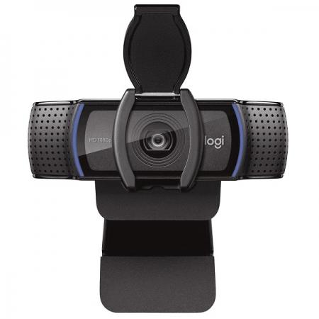 Webcam FULLHD 1080P C920S Logitech 960-001257