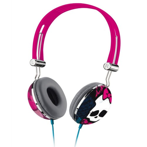Fone com Microfone Monster HIGH Multilaser PH100