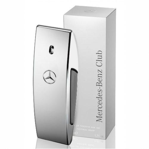 Perfume Mercedes BENZ CLUB Masculino 100ML Eau de Toilette