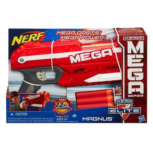 Lançador NERF N-STRIKE Mega Magnus Hasbro A4887 9520