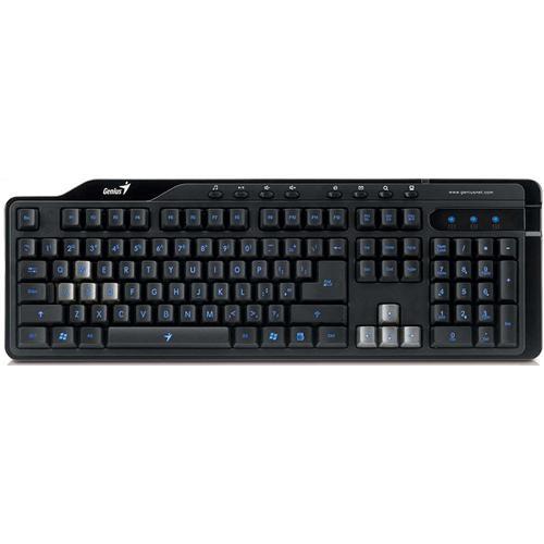 Teclado Genius KB-G255 USB PRETO31310055108