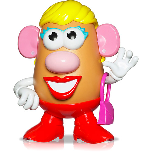 Boneca Senhora MR. Potato Head Hasbro 27656 7487