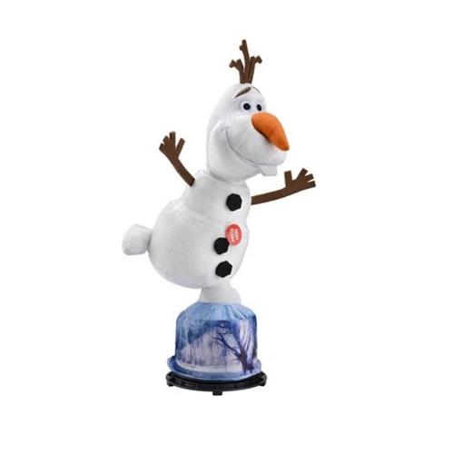 Pelucia Frozen OLAF Gira e Fala Multikids BR277