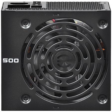 Fonte ATX 500W Real EVGA 100-W1-0500-KR 500WHITE 80 PLUS