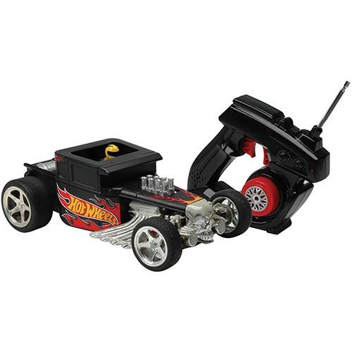 Carro com Controle Remoto Bone Shaker HOT Wheels Candide 4545