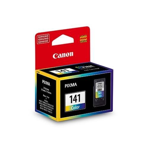 Cartucho Canon CL141 Jato de Tinta Color 8ML CL-141