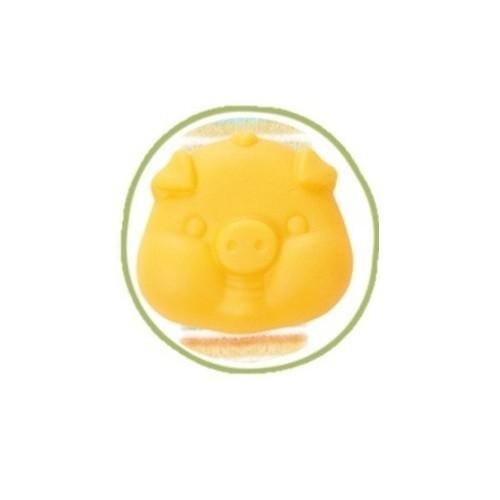 Mordedor Bochechudos Porco Amarelo BDA 002208