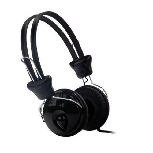 Headset com Microfone PCTOP Preto Piano - LM9089