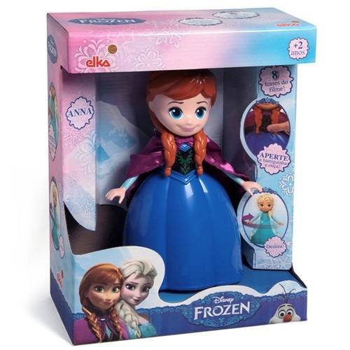 Boneca Frozen ANNA ELKA 948