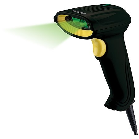 Leitor de Codigo de Barras Laser com Suporte GA142 Multilaser