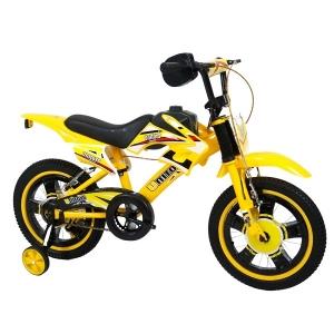 Bicicleta Infantil Moto CROSS ARO 16 Unitoys 1173